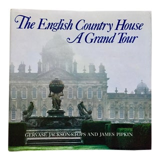 """The English Country House""-Vintage Design Book-1985 For Sale"