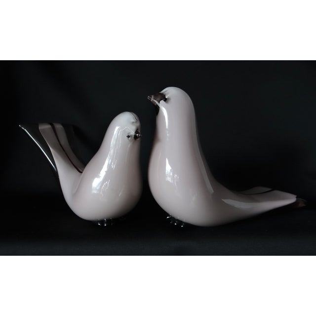 Murano Love Birds – a Pair For Sale In Raleigh - Image 6 of 8