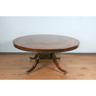 Large Maitland Smith Round Dining Table Preview