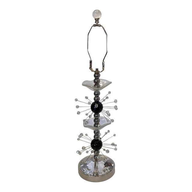 Modern Sputnik Style Lamp For Sale