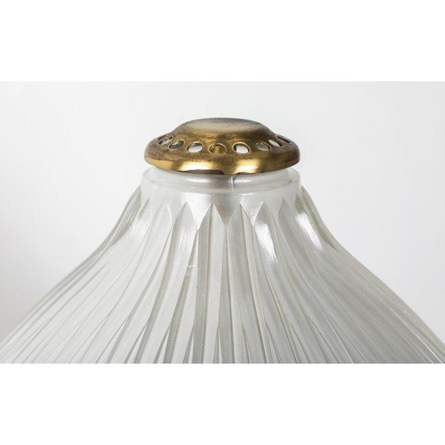 Metal Large 1960s Studio B.B.P.R Brass Sconce For Sale - Image 7 of 13