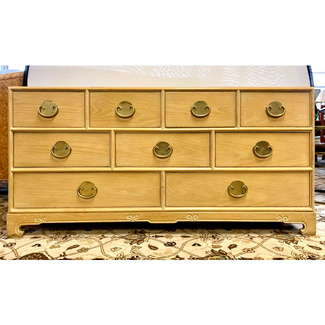 Chinoiserie Century Furniture Ray Sabota Dresser Chest For Sale - Image 11 of 11