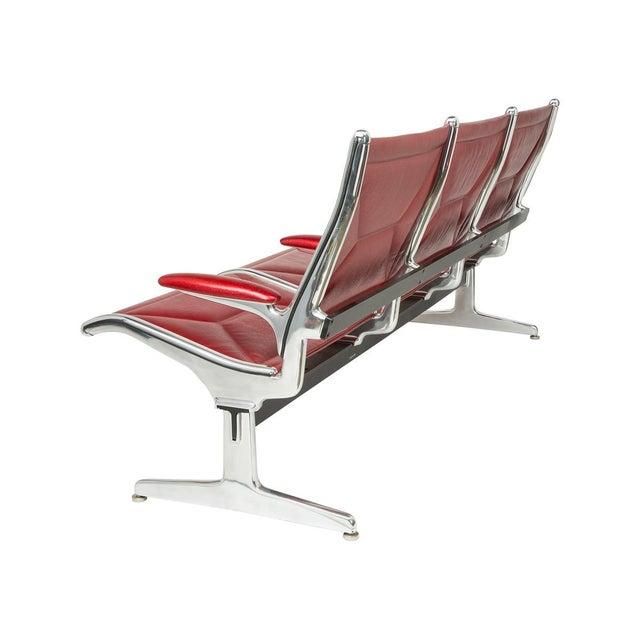 Eames for Herman Miller Tandem Sling Bench For Sale - Image 5 of 10