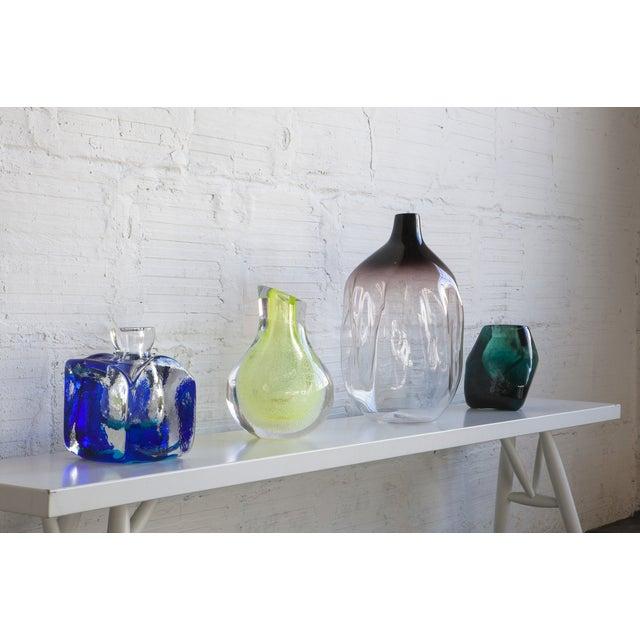 "Esque Studio's ""Deflate"" Vase For Sale - Image 4 of 4"