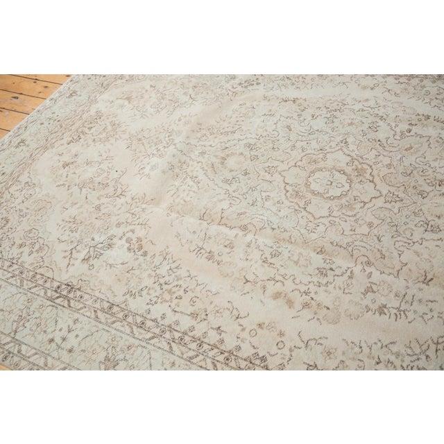 "Vintage Oushak Carpet - 6'10"" x 10'2"" - Image 5 of 12"