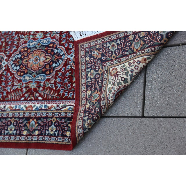 Hand Knotted Kerman Rug - 3′ × 5′11″ For Sale - Image 5 of 7
