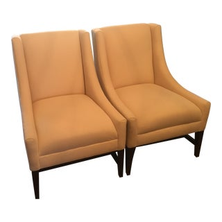 Classic Crate & Barrel Chloe Chairs for Sale