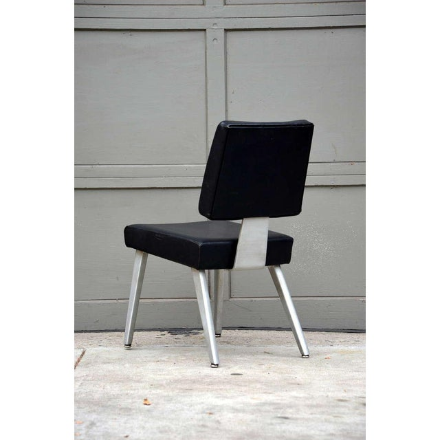 Pair of Vintage Gf GoodForm Aluminum Task Chairs For Sale - Image 9 of 10
