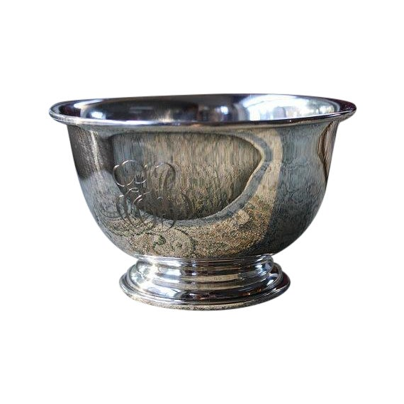 Baldwin & Miller Vintage Sterling Paul Revere Bowl - Image 1 of 5