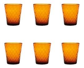 Image of Newly Made Orange Glasses