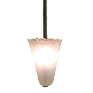 20th Century Barovier and Toso Pendant Lamp For Sale