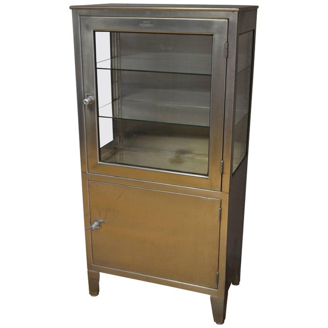 Stainless Steel Dental Lab Cabinet - Image 1 of 8