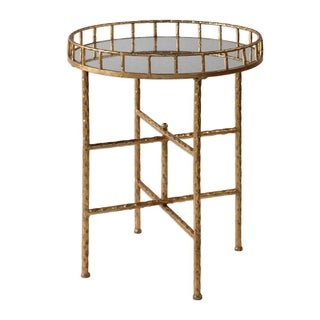 Regency Gold Tray/Side Table Preview