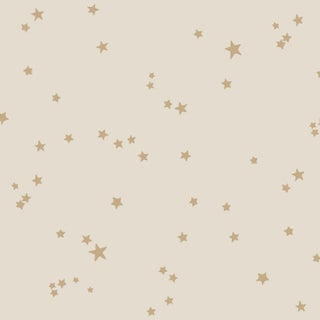 Cole & Son Stars Classic Style Wallpaper Sample For Sale