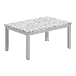 Outdoor Coffee Table, Ash For Sale