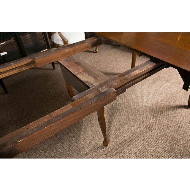French Louis XV Style Oval Dining Table by Jansen - Image 7 of 8