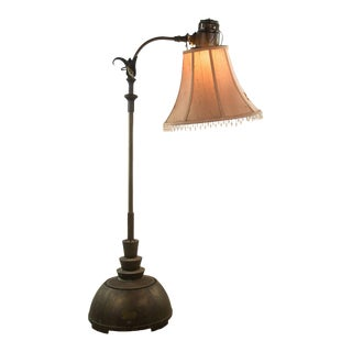 1930's Industrial General Electric Adjustable Sunlamp For Sale