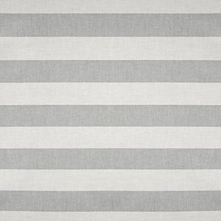 """Sunbrella """"Stratford Silver"""" Indoor/Outdoor Upholstery Fabric by the Yard"""