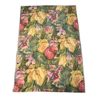 Contemporary Floral Jacquard For Sale