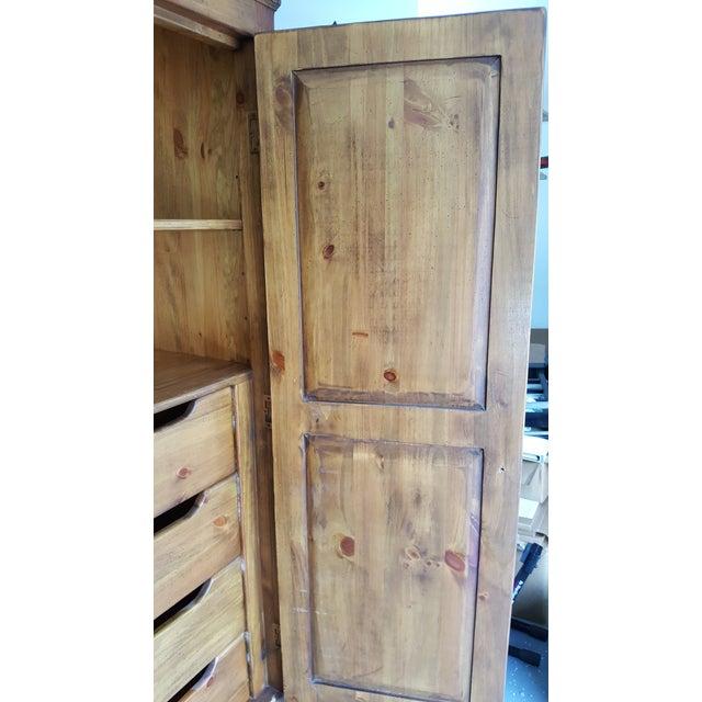 Habersham Plantation Armoire Cabinet - Image 8 of 8