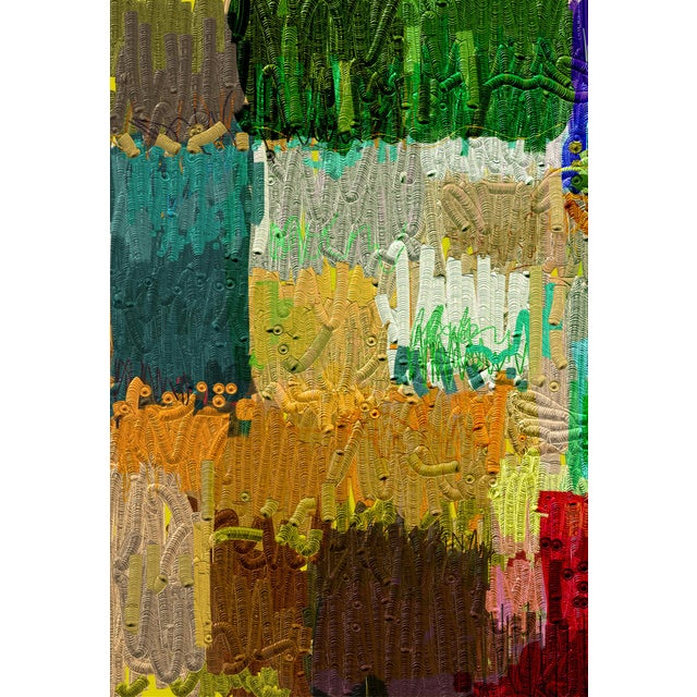 """2010s Abstract Archival Digital Fine Art Print """"Denali #786"""", William P. Montgomery For Sale - Image 5 of 10"""