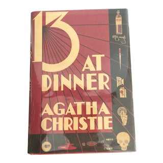 1930s 13 at Dinner Book For Sale