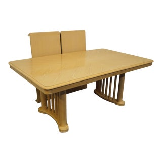 Thomasville Furniture Windrift Collection Dining Table For Sale
