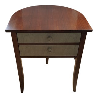 Contemporary Thomas O'Brien Elcy Side Table