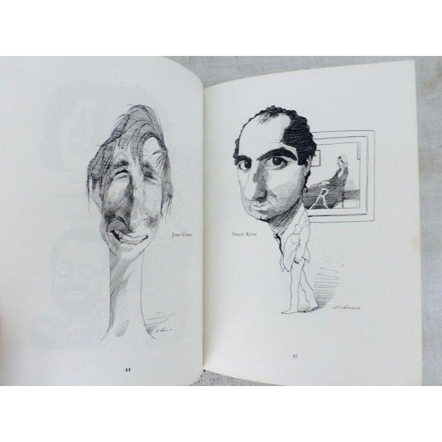 Pens & Needles Signed John Updike David Levine - Image 6 of 9