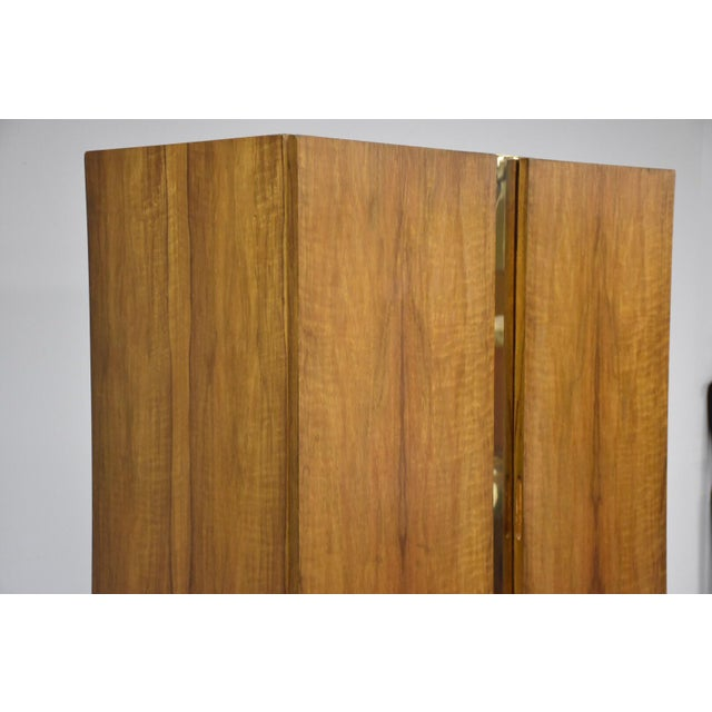 Milo Baughman for Thayer Coggin Armoire Dresser For Sale In Boston - Image 6 of 11