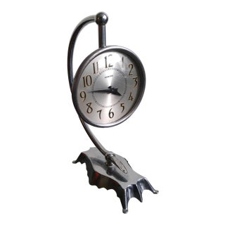 1939 Howard Mfg Co Art Deco Electric Clock