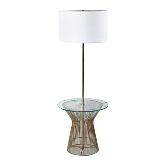 Warren Platner Style Laurel Floor Lamp For Sale