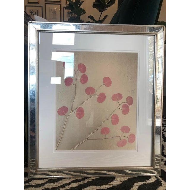 Organic Nature Pressing on Velvet, Framed For Sale In Atlanta - Image 6 of 6