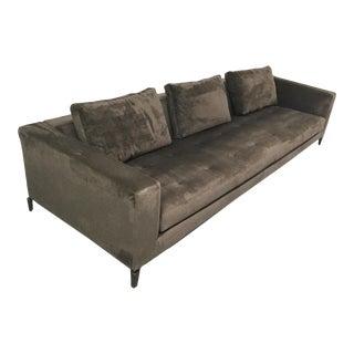 Minotti Andersen Quilt Sofa For Sale
