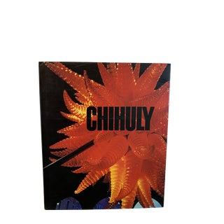 Chihuly Art Glass Massimo Vignelli Design Book For Sale
