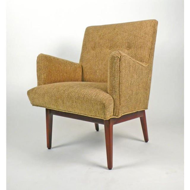 Mid-Century Modern Jens Risom Chair For Sale - Image 3 of 8