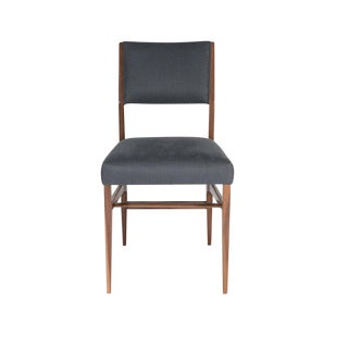 Maze Walnut Dining Chair For Sale