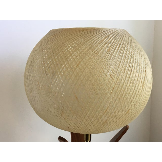 Mid-Century Spaghetti Table Lamp - Image 5 of 10