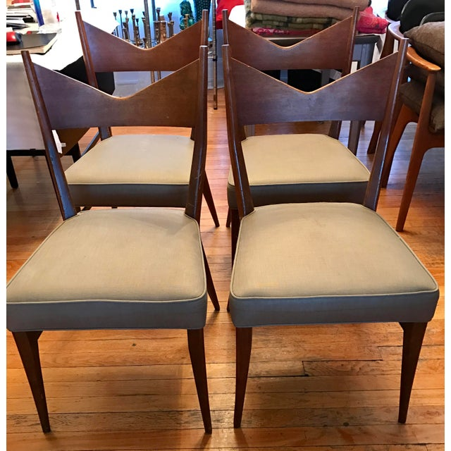 Paul McCobb Calvin Dining Chairs - Set of 4 - Image 2 of 11