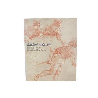 """Raphael to Renoir"" Color Illustrations Book For Sale"