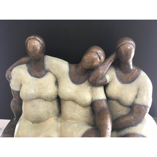"Nnamdi Okonkwo ""Friends"" by Nnamdi Okonkwo For Sale - Image 4 of 8"