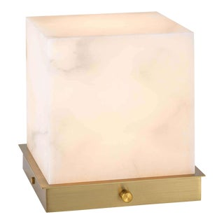 Kai Alabaster Uplight For Sale