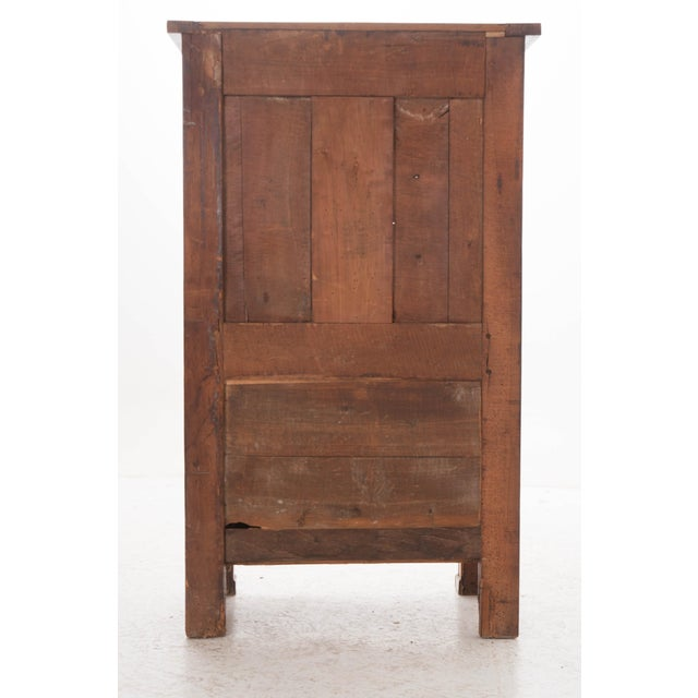 French 19th Century Walnut Vitrine - Image 10 of 10