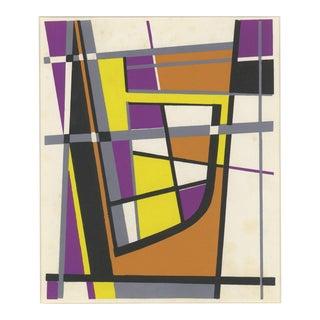 Pl. XIX Geometric Forms Print For Sale