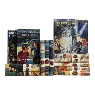 Rick Bryant Science Adventures Book Set, S/15