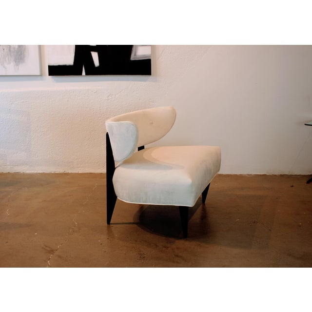 Mid-Century Sculptural Lounge Chair in the Style of Billy Haines, 1950s - Image 3 of 7