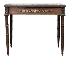 Image of Empire Console Tables