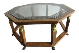Image of Egyptian Revival Coffee Tables