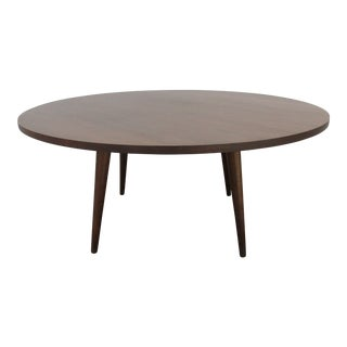 Paul McCobb Planner Group Round Coffee Table -Winchendon Furniture For Sale