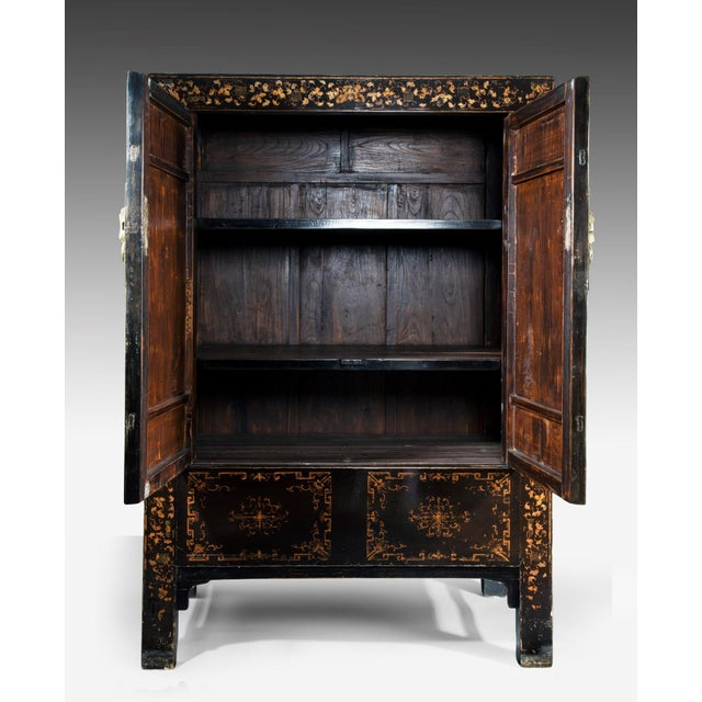 Asian 19th Century Chinoisere Cabinet For Sale - Image 3 of 6